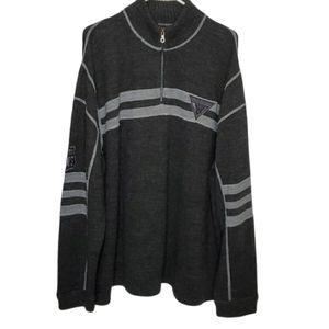 Harley-Davidson half zip Sweater